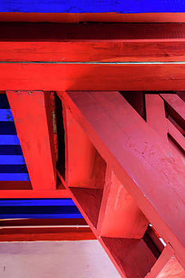 Abstract Photograph - Stairs by Hitendra SINKAR