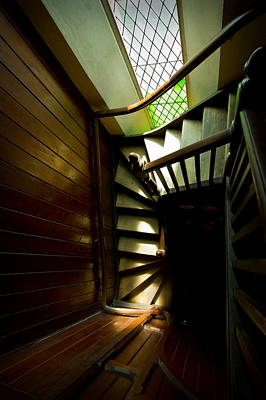 Photograph - Stairs Into Darkness by Jenny Setchell