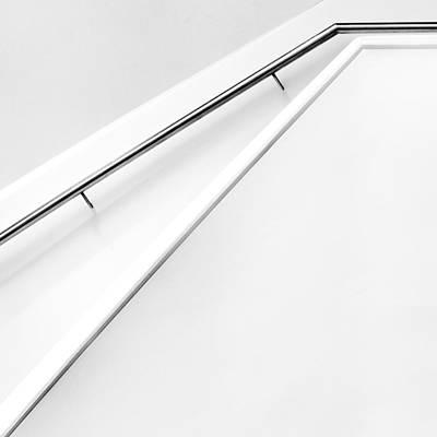 Netherlands Photograph - Stairs Lines by Jeroen Van De Wiel