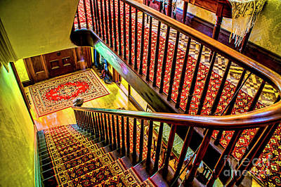 Photograph - Stairs Of Wonder by Rick Bragan