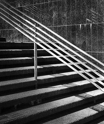 Photograph - Stairs by Theresa Tahara