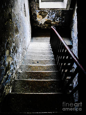 Photograph - Stairs To Hell by Lexa Harpell
