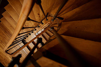 Photograph - Stairs To Infinity by Lawrence Boothby