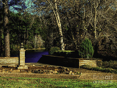 Photograph - Stairs To Lake by Ken Frischkorn