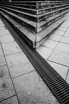 Shoe Digital Art - Stairs  by Tommytechno Sweden