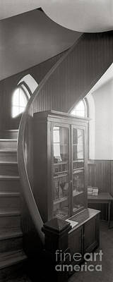 Souris Photograph - Stairway by Lionel F Stevenson