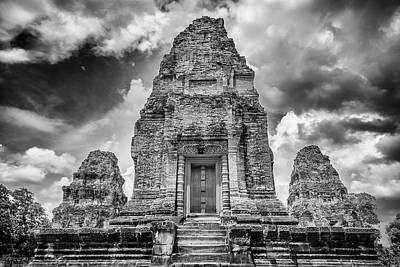 Photograph - Stairway To Enlightenment by Stephen Stookey