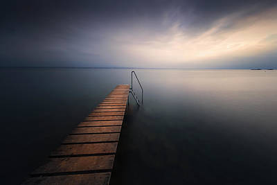 Photograph - Stairway To Heaven by Dominique Dubied