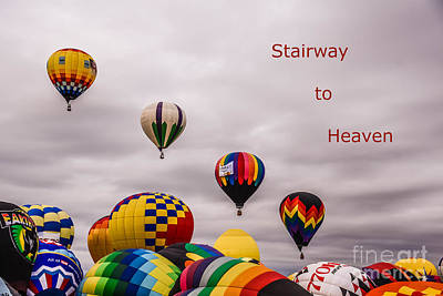Photograph - Stairway To Heaven by Grace Grogan