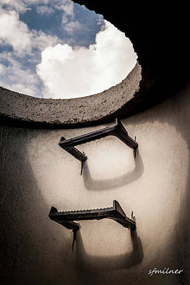 Photograph - Stairway To Heaven - Inside Out by Steven Milner