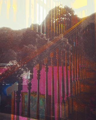 Photograph - Stairway To Heaven by Theresa Marie Johnson