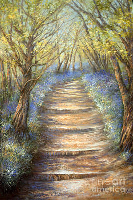 Painting - Stairway To Heaven  by Valerie Travers