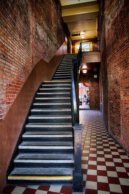 Photograph - Stairway To....  by Keith Boone