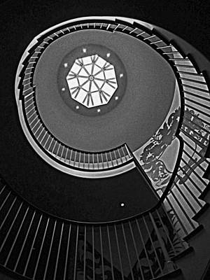 Photograph - Stairway To The Light by Marcia Lee Jones