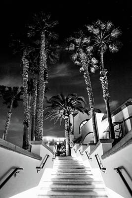 Photograph - Stairway To The Night by Kip Krause