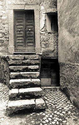 Photograph - Stairway To The Past by Emanuel Tanjala