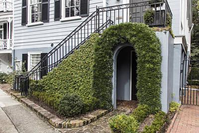 Photograph - Stairwell In Charleston  by John McGraw