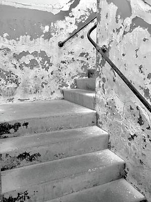 Photograph - Stairwell by Jennifer Brande