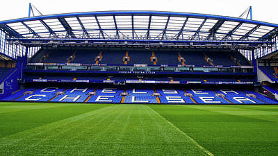 Fulham Photograph - Stamford Bridge by A Hundt