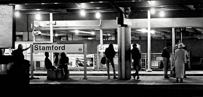 Photograph - Stamford Train Station by Diana Angstadt