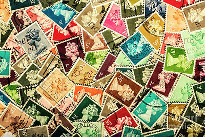 Post Offices Photograph - Stamping The Royal Mail by Jorgo Photography - Wall Art Gallery