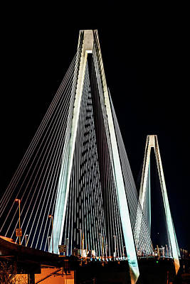 Photograph - Stan Musial Bridge St Louis Mo 7r2_dsc2499_16-11-14 by Greg Kluempers