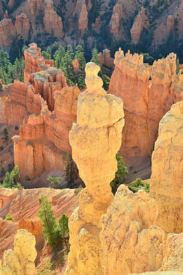 Photograph - Stand Alone Hoodoo by Ray Mathis