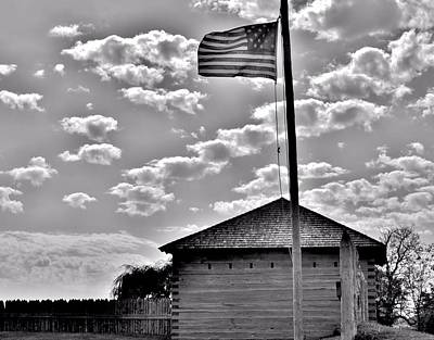 Photograph - Stand Proud by Michelle McPhillips
