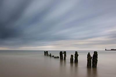 Photograph - Standing Against Time by Veli Bariskan