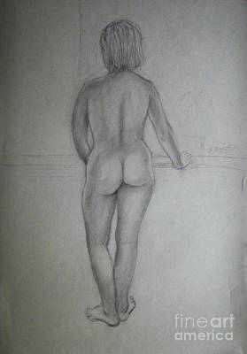 Standing Nude Original