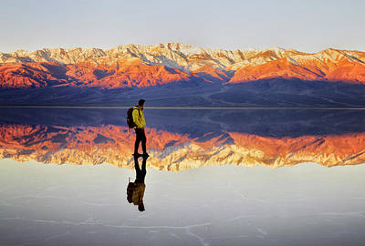 Photograph - Standing On Water by Nicki Frates