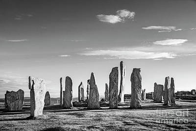 Photograph - Standing Stones Of Callanish by Colin and Linda McKie