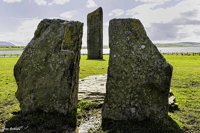 Photograph - Standing Stones Of Stenness by Fran Gallogly
