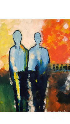 Painting - Standing Strong  by Gallery Messina