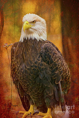 Digital Art - Standing Tall And Proud by Bill And Deb Hayes