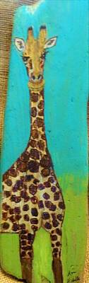 Mixed Media - Standing Tall by Ann Michelle Swadener