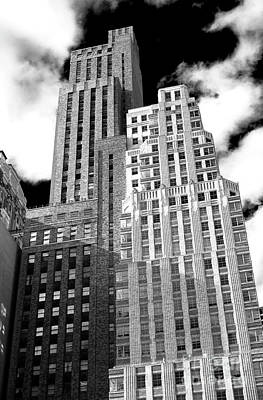 Photograph - Standing Tall In The Naked City by John Rizzuto