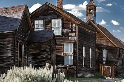 Bodie Photograph - Standing The Test Of Time by Cat Connor