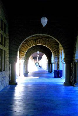 Stanford University Art Print