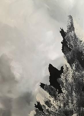 Painting - Stanza by Soraya Silvestri