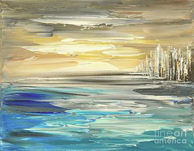 Painting - Star Born by Tatiana Iliina