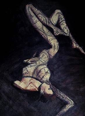 Star-crossed Dream Art Print