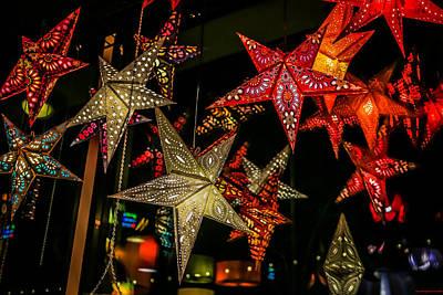Photograph - Star Lights by Lora Lee Chapman