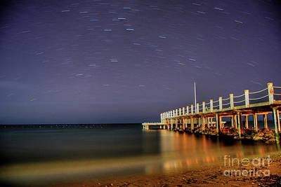 Photograph - Star Melody by Erhan OZBIYIK