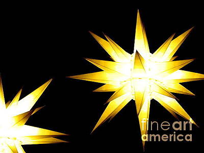 Photograph - Star Of Wonder Star Of Night by Michael Hoard