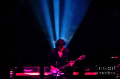 Guitar Player Digital Art - Star Power by David Lee Thompson