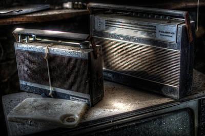 Digital Art - Star Radio by Nathan Wright