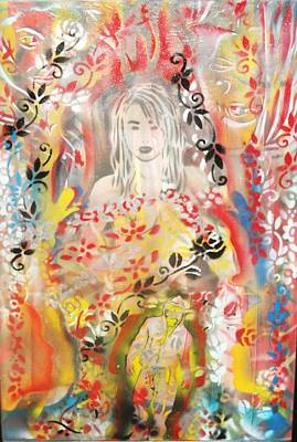 Star Seeds Art Print by Dorian Williams