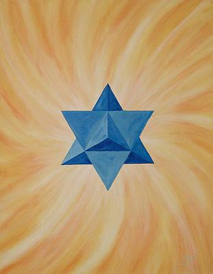 Star Tetahedron Original