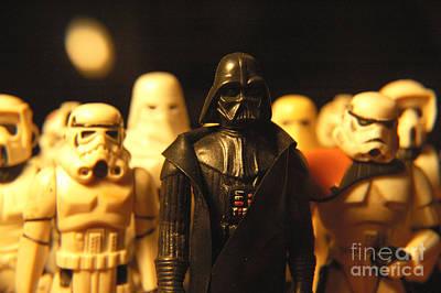 Syfy Photograph - Star Wars Gang 3 by Micah May